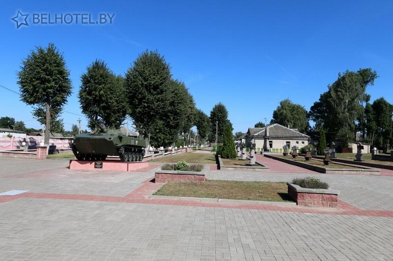 Гасцініцы Беларусі - гасцініца Краснаполле - Навакольныя пейзажы