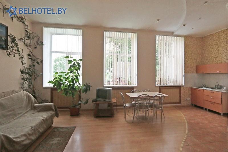 Hotels in Belarus - hotel Dinamo Svir - double 2-room advanced (hotel)