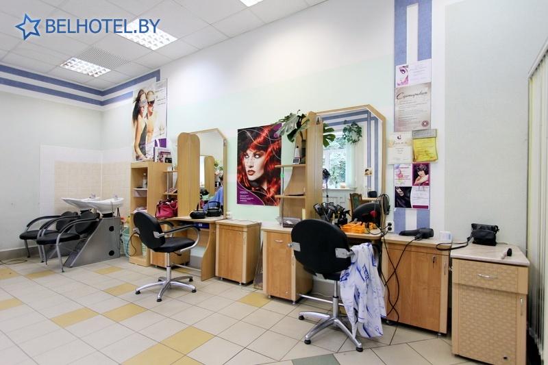Гостиницы Белоруссии Беларуси - гостиничный комплекс Славянский - Парикмахерская