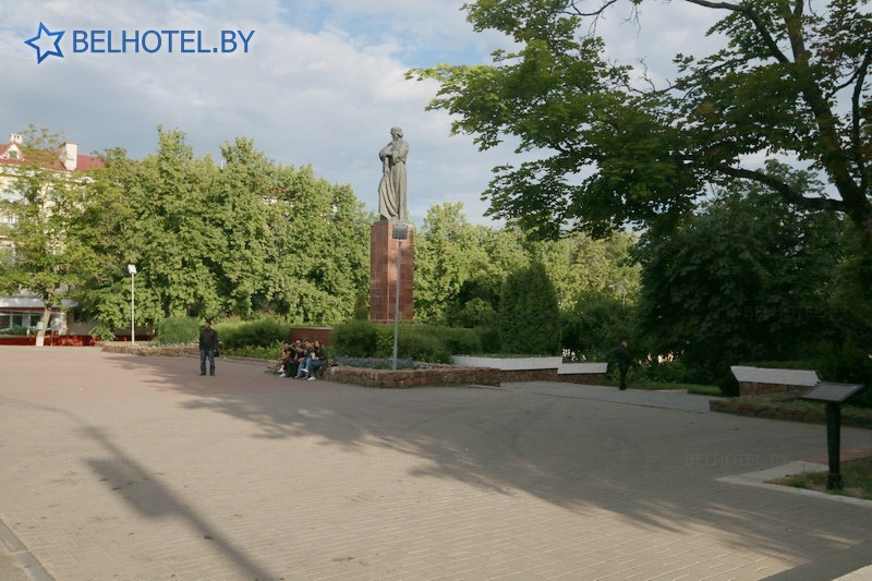 Hotels in Belarus - hotel complex Slavyansky - Scenery of the locality