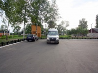 гостиница Россоны - Парковка