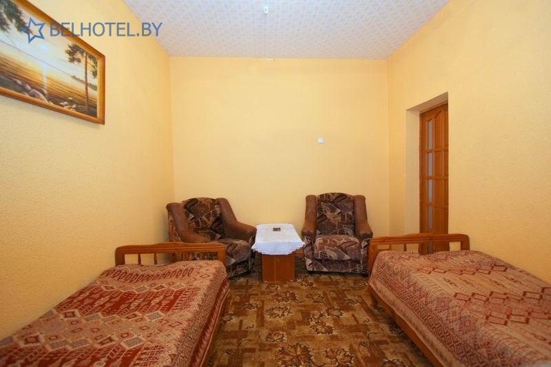 Гостиницы Белоруссии Беларуси - гостиница Миоры - 2-местный 1-комнатный (4 категория)