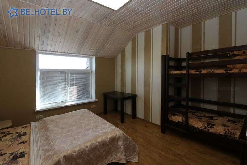 Гостиницы Белоруссии Беларуси - хостел София - 2-местный 1-комнатный семейный
