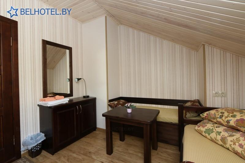 Гостиницы Белоруссии Беларуси - хостел София - 2-местный 1-комнатный