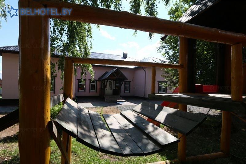 Hotels in Belarus - hostel Sofia - Playground for children