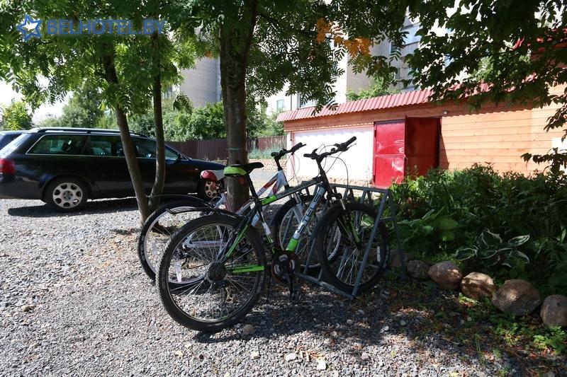 Hotels in Belarus - hostel Sofia - Bicycle rental