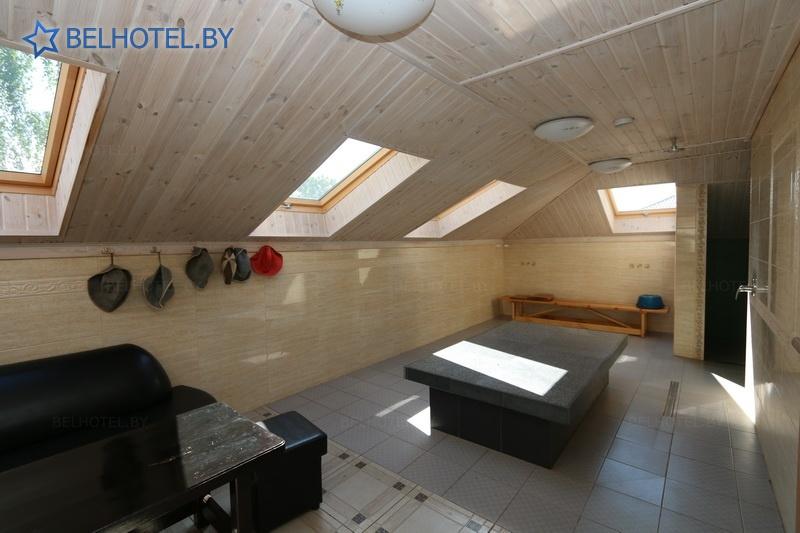 Hotels in Belarus - hostel Sofia - Sauna