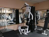 гостиница ГОЦОР по игровым видам спорта - Тренажерный зал