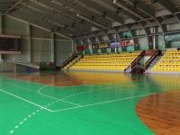 гостиница ГОЦОР по игровым видам спорта - Спортзал