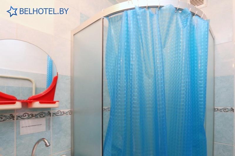Гостиницы Белоруссии Беларуси - гостиница Чечерск - 1-местный в блоке