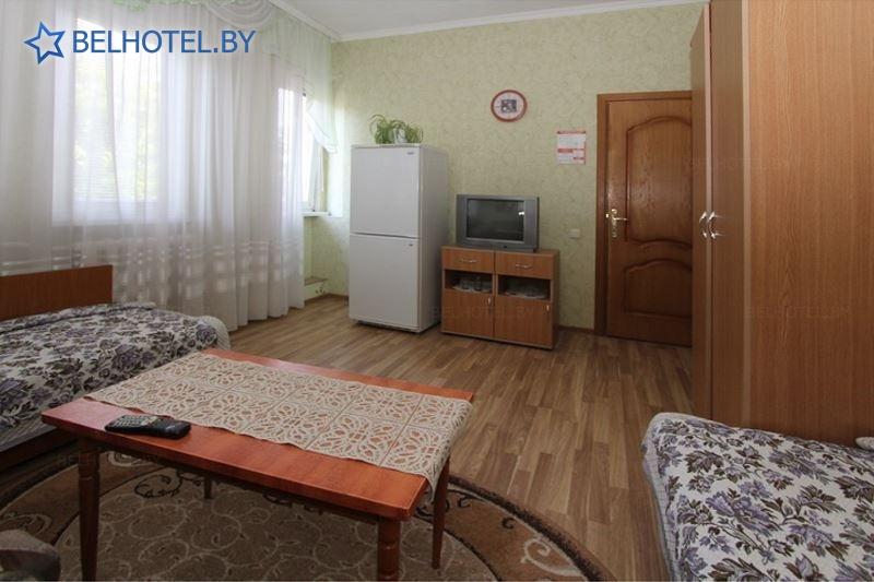 Гостиницы Белоруссии Беларуси - гостиница Элен - 2-местный в блоке