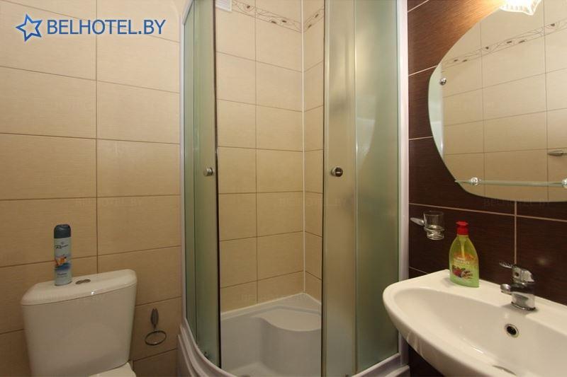 Гостиницы Белоруссии Беларуси - гостиница Элен - 2-местный 1-комнатный улучшенный