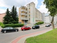 гостиничный комплекс Омега - Парковка