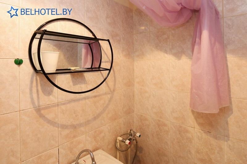 Гостиницы Белоруссии Беларуси - гостиница Новогрудок - 1-местный 1-комнатный (2 разряд)