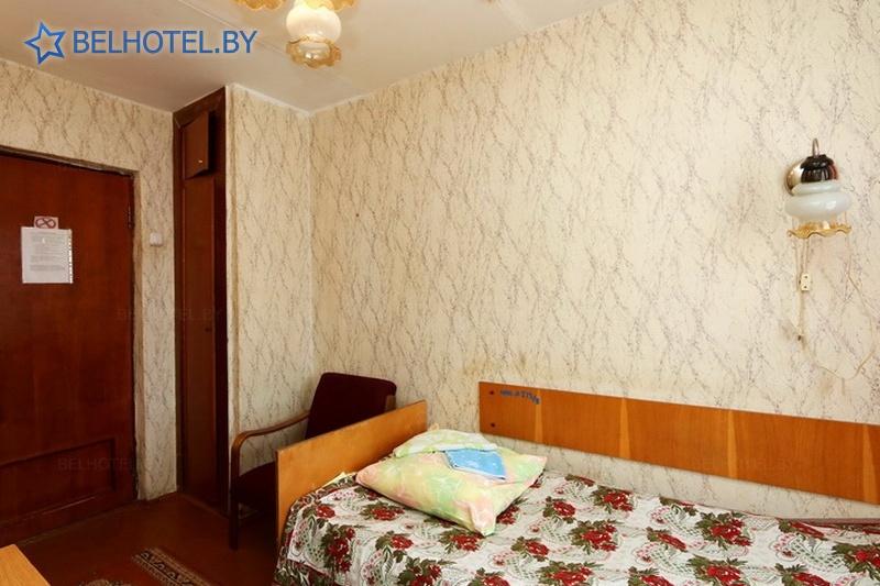 Гостиницы Белоруссии Беларуси - гостиница Новогрудок - 1-местный 1-комнатный (3 разряд)