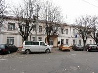 гостиница Молодёжная - Парковка