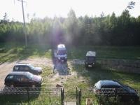 гостиница Телеханы - Парковка