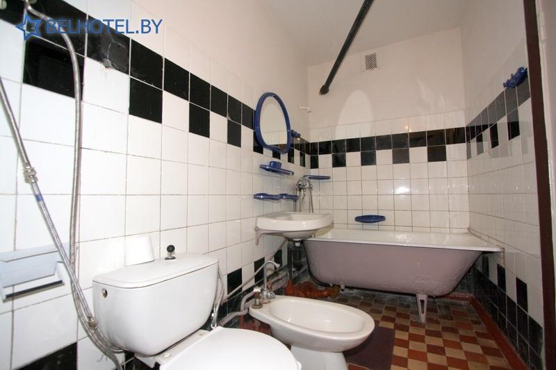 Гостиницы Белоруссии Беларуси - гостиница Березинa - 1-местный 1-комнатный (2 разряд)