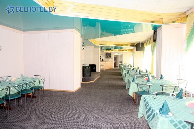 Гостиницы Белоруссии Беларуси - гостиница Березинa - Ресторан