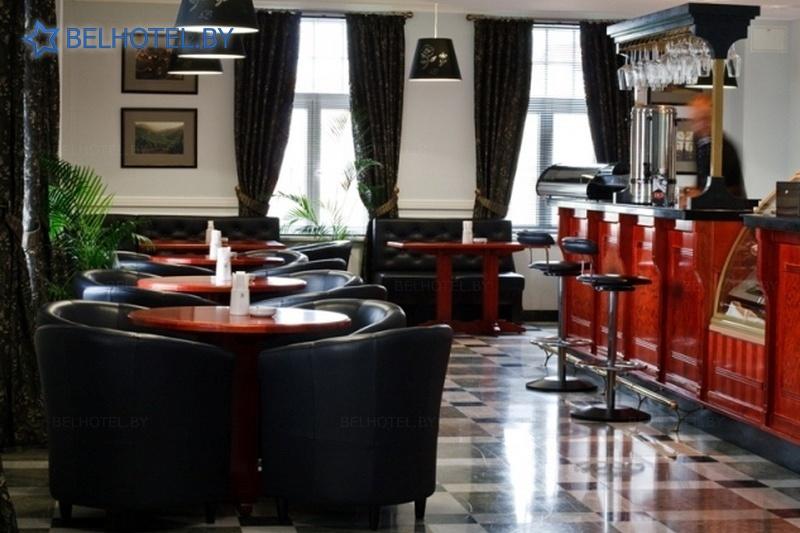 Hotels in Belarus - hotel Evropa - Bar