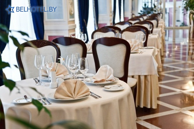 Hotels in Belarus - hotel Evropa - Restaurant