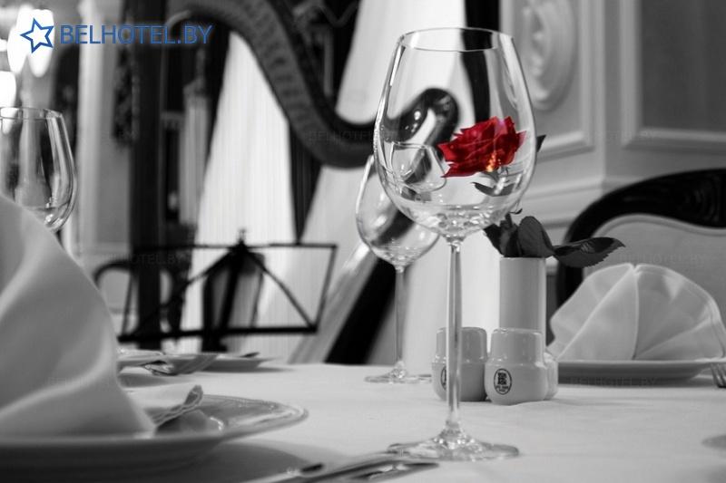 Hotels in Belarus - hotel Evropa - Banquet room