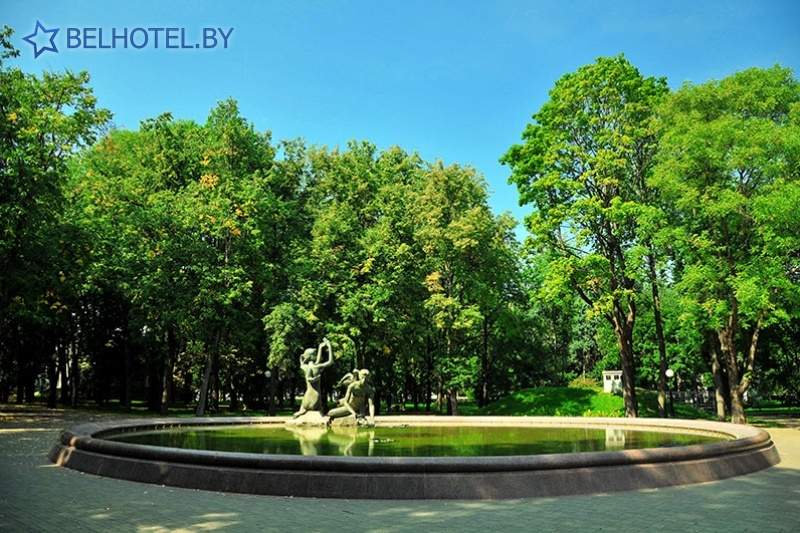 Hotels in Belarus - hotel Evropa - Scenery of the locality