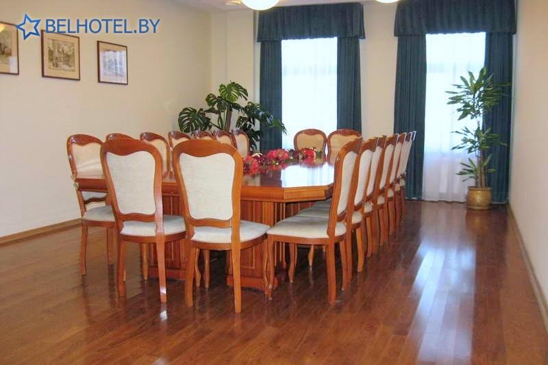 Hotels in Belarus - hotel Evropa - Assembly room