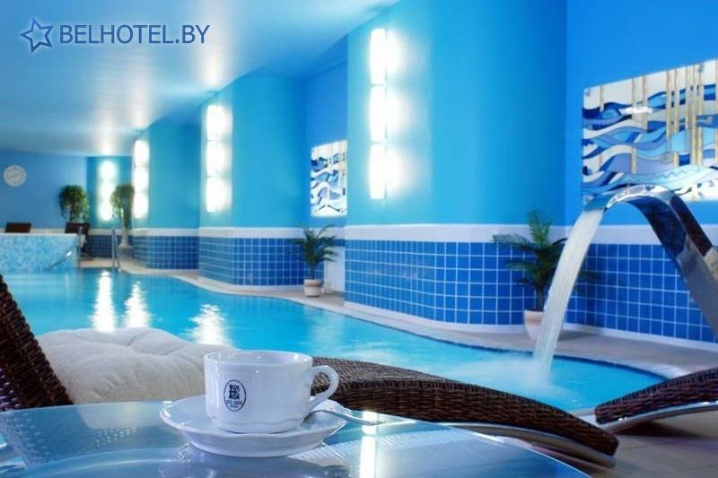 Hotels in Belarus - hotel Evropa - Swimming pool