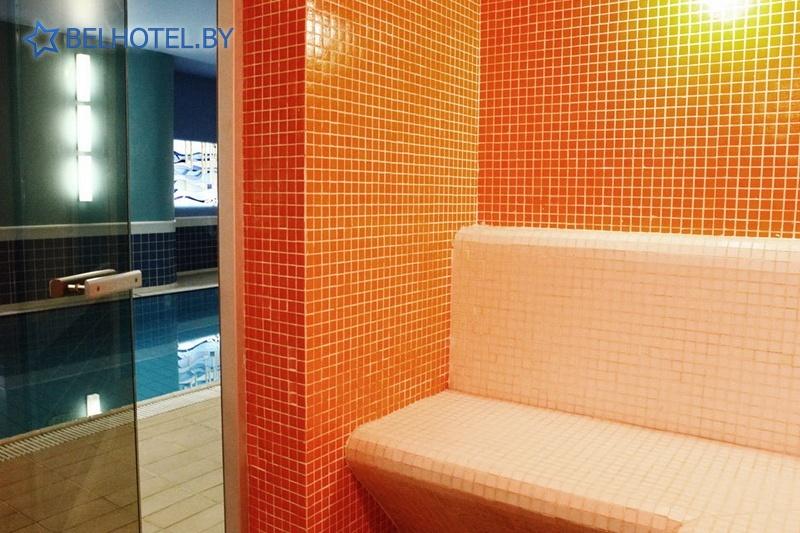 Hotels in Belarus - hotel Evropa - Sauna