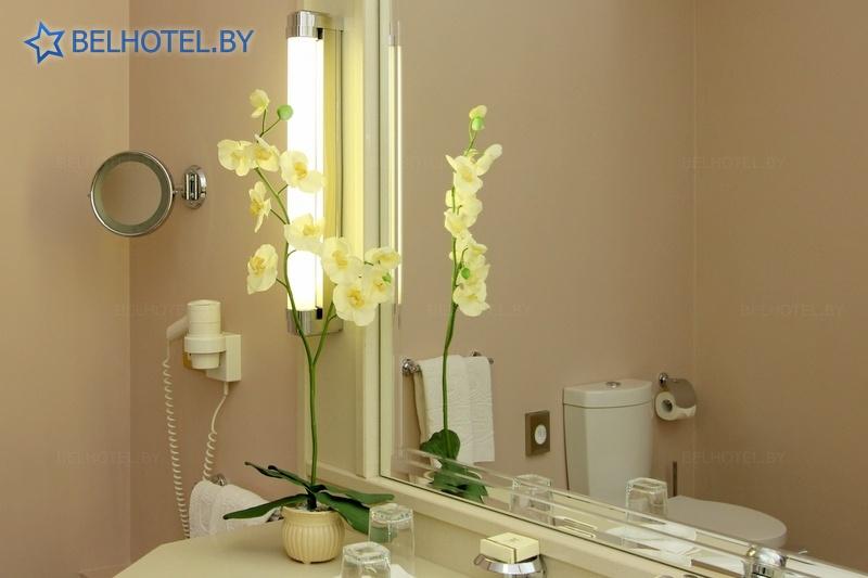 Hotels in Belarus - hotel Evropa - single 1-room Single