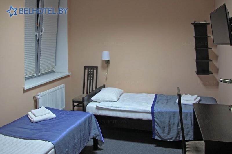 Гостиницы Белоруссии Беларуси - гостиница Акватель - 2-местный 1-комнатный (1 категория)