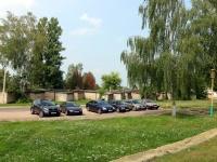 гостиница Боримак - Парковка
