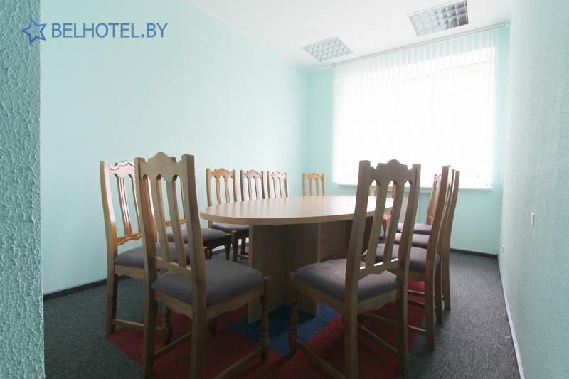 Hotels in Belarus - hotel Turist Bobruisk - Assembly room