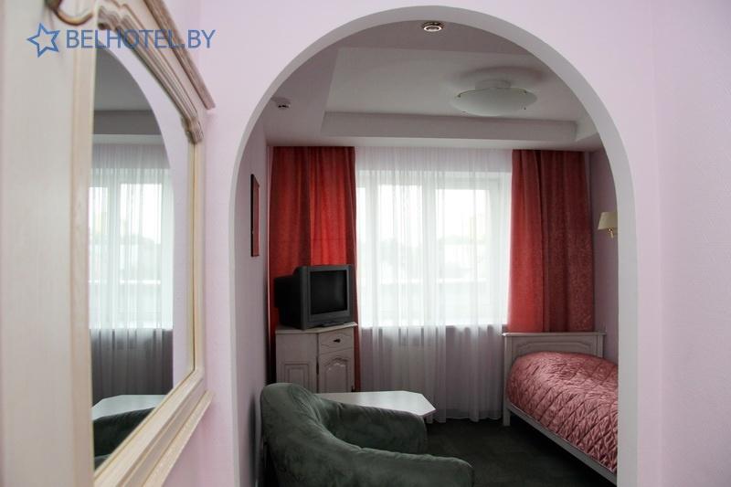 Hotels in Belarus - hotel Turist Bobruisk - single 1-room Single