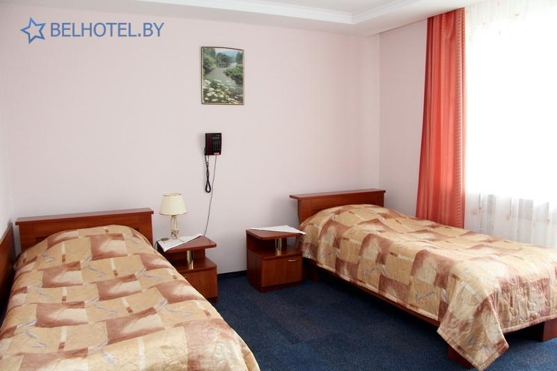 Hotels in Belarus - hotel Turist Bobruisk - double 1-room / Twin