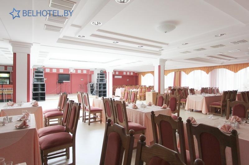 Hotels in Belarus - hotel Turist Bobruisk - Restaurant