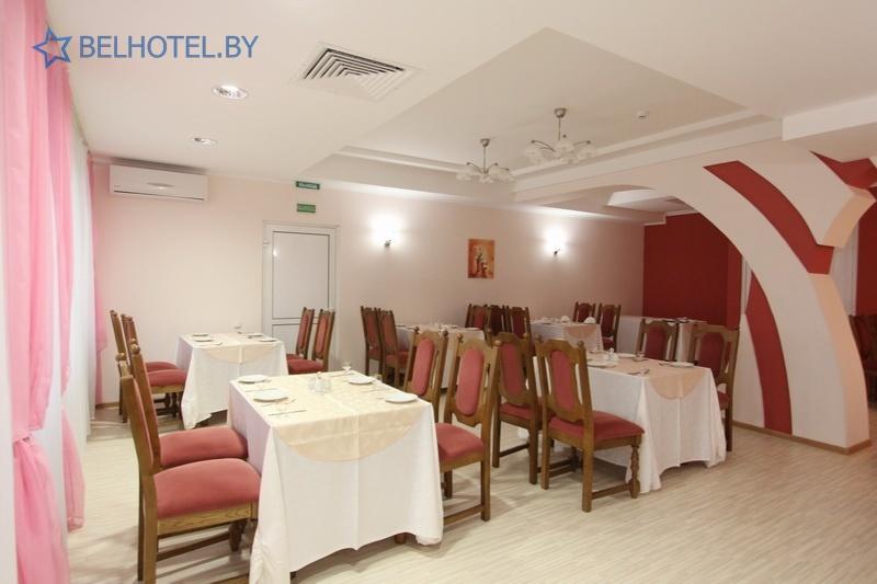 Hotels in Belarus - hotel Turist Bobruisk - Banquet room