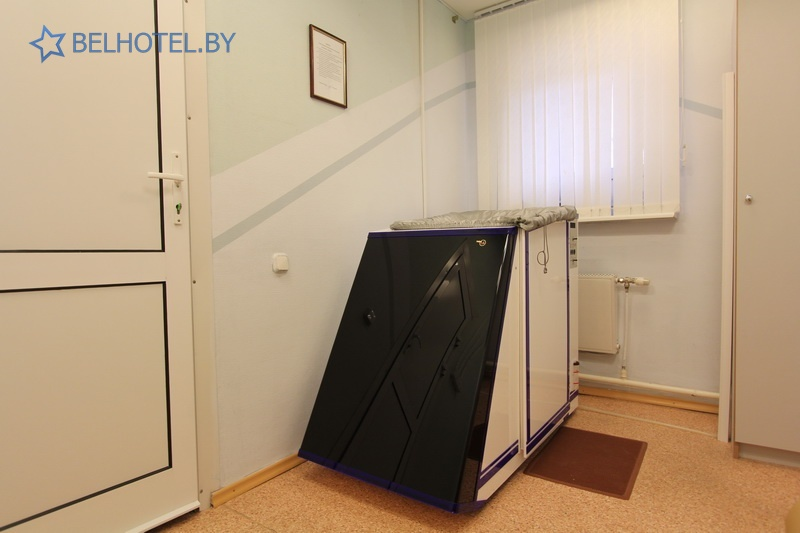 Hotels in Belarus - hotel Turist Bobruisk - SPA-centre