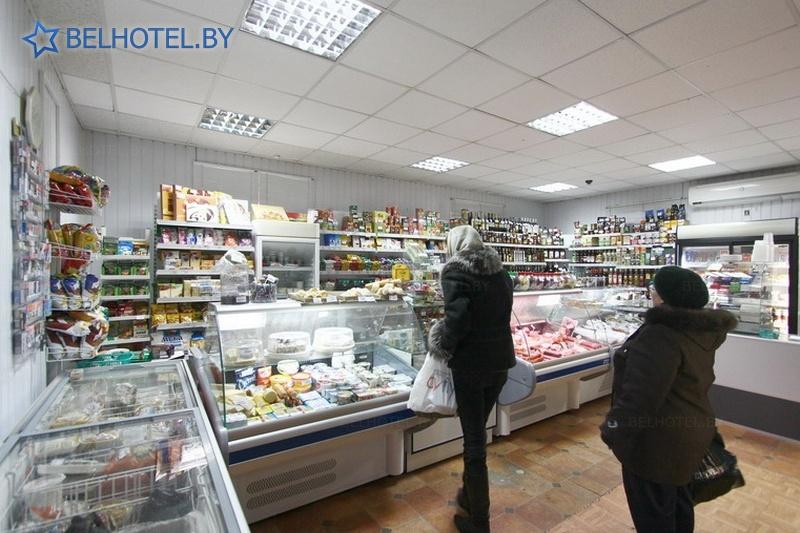 Гостиницы Белоруссии Беларуси - гостиница Ружилона - Магазин