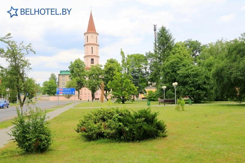 Гостиницы Белоруссии Беларуси - гостиница Ружилона - Окрестные пейзажи