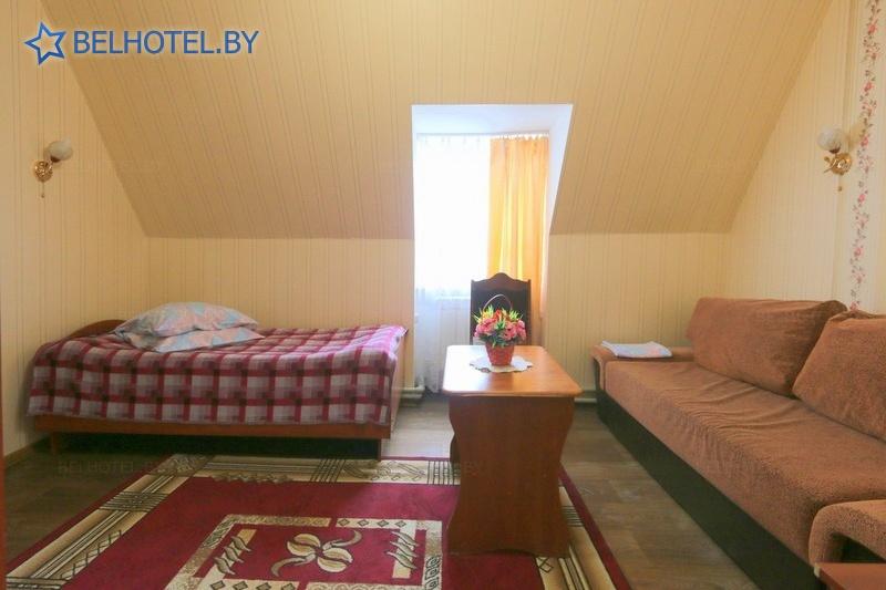 Гостиницы Белоруссии Беларуси - гостиница Ружилона - 2-местный 1-комнатный улучшенный