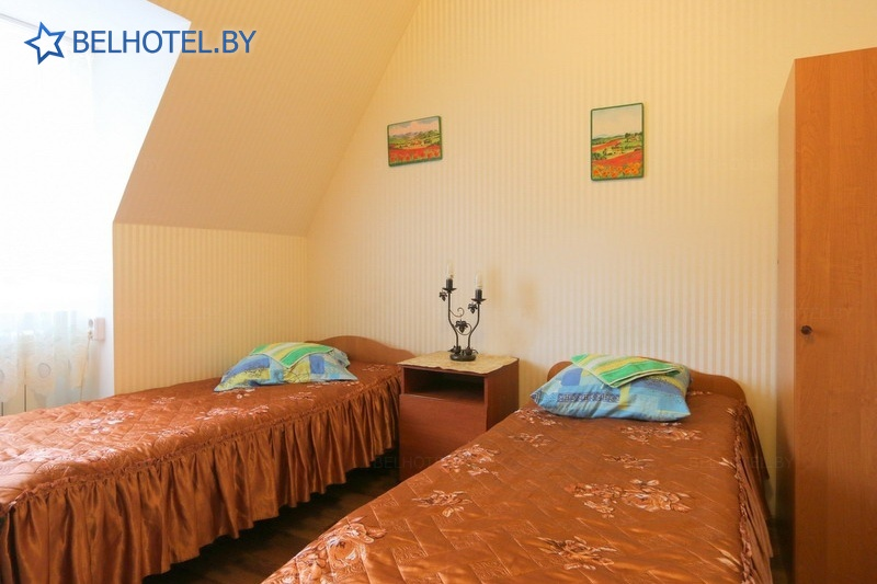 Гостиницы Белоруссии Беларуси - гостиница Ружилона - 2-местный 1-комнатный