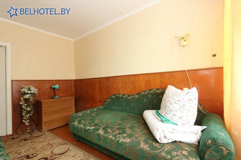 Гостиницы Белоруссии Беларуси - гостиница Ушачи - 2-местный 2-комнатный