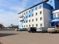 гостиница Клецк - Парковка