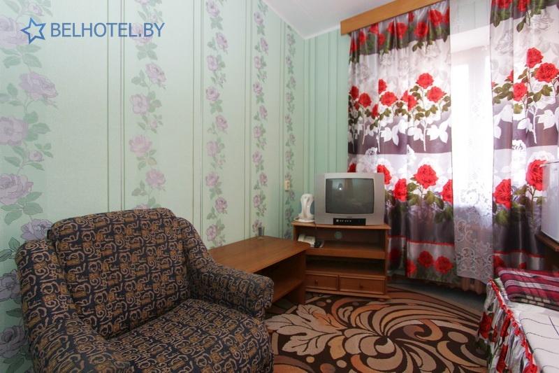 Гостиницы Белоруссии Беларуси - гостиница Клецк - 1-местный 1-комнатный (1 разряд)