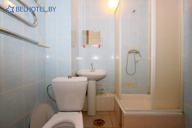 Гостиницы Белоруссии Беларуси - гостиница Дрибин - 1-местный 1-комнатный (2 разряд)