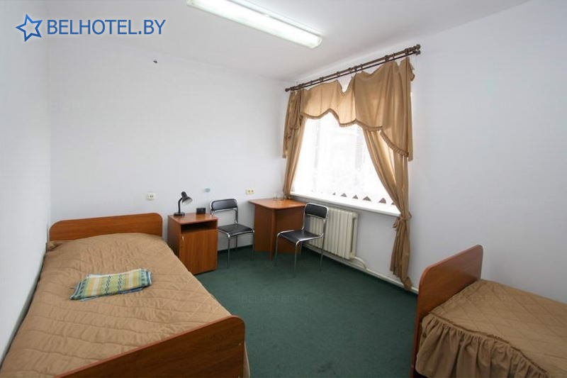 Гостиницы Белоруссии Беларуси - гостиница Дрибин - 2-местный 1-комнатный (2 разряд)