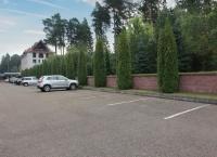 hotel complex Westa - Car park