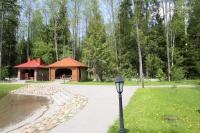 hotel complex Westa - Barbeque site
